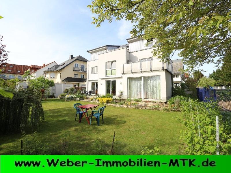Immobilienmakler in Kriftel NEU-wertiger Wohn-TRAUM, teilw. im BAUHAUS-Stil mit SONNEN-Garten, PROV.-FREI