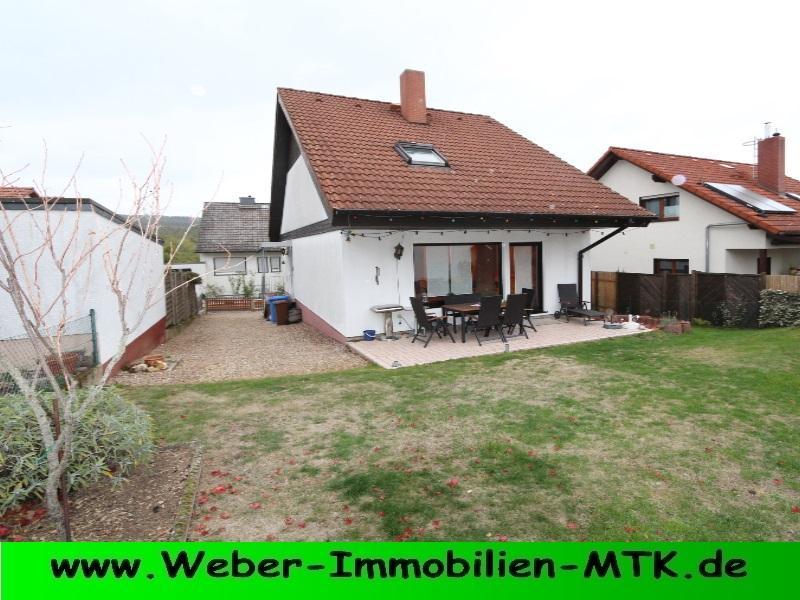 Immobilienmakler in Kriftel SACKGASSE, FREI-steh. 1 FH mit zwei TGL-Bädern, SONNEN-Garten, WOHN-Küche