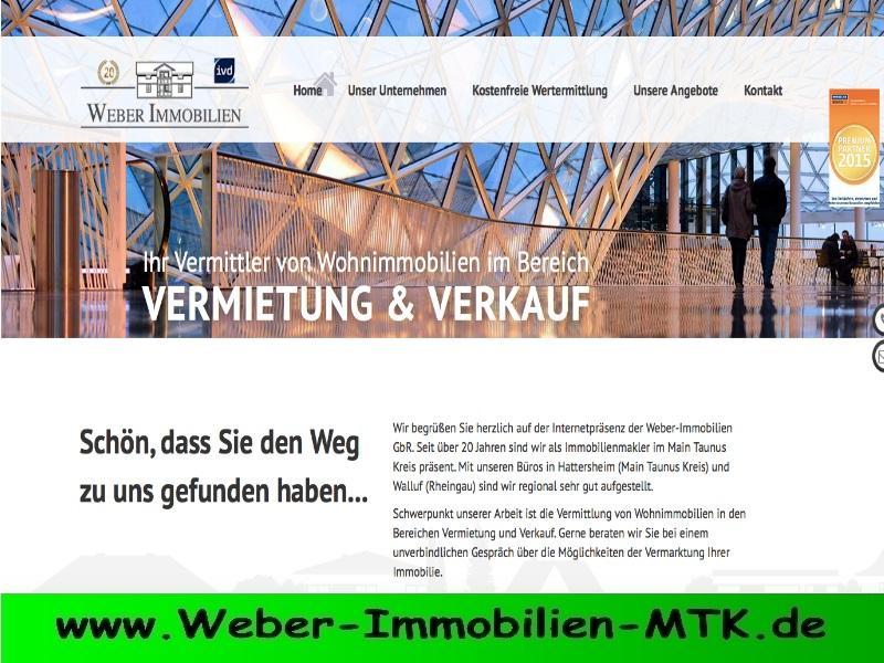 Immobilienmakler in Kriftel TOP Rendite 10 x 1 ZKB als BOARDING HOUSE, Messe FUSS-läufig erreichbar, NEU-es BAD, EBK, möbliert