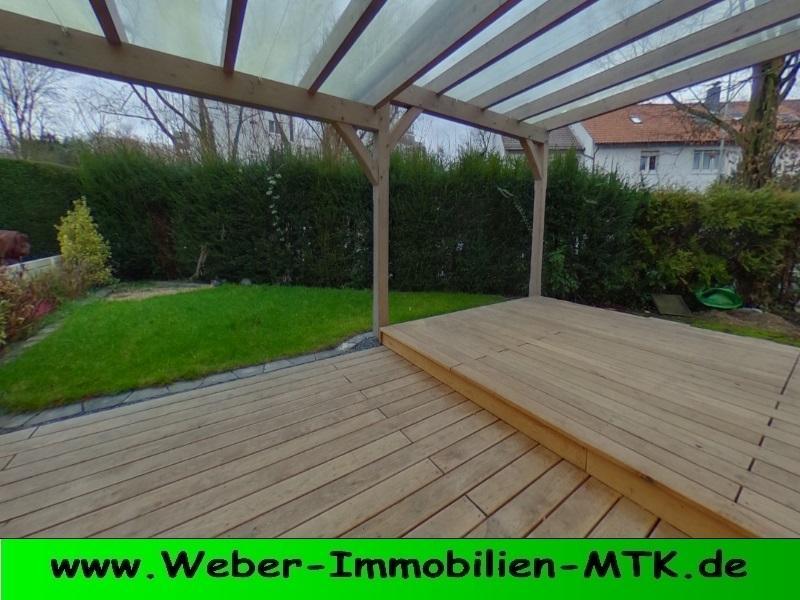 Immobilienmakler in Kriftel MODERN-es, LICHT-durchflutetes REH in TOP Zustand, SANIERT in 2011 mit SONNEN-Terrasse und TGL-Bad